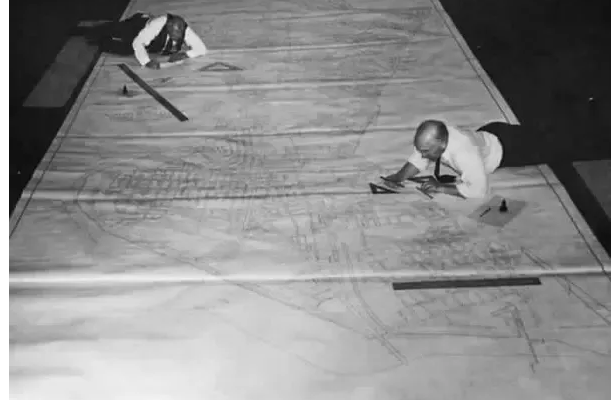 Before AutoCAD